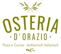 Logo Pizzeria Freudenstadt Osteria D'Orazio