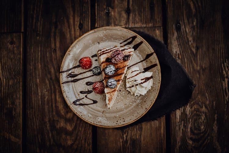 Desserts Tiramisu Pizzeria Freudenstadt