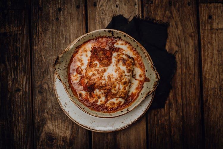 Pasta Lasagne al Forno Pizzeria Freudenstadt