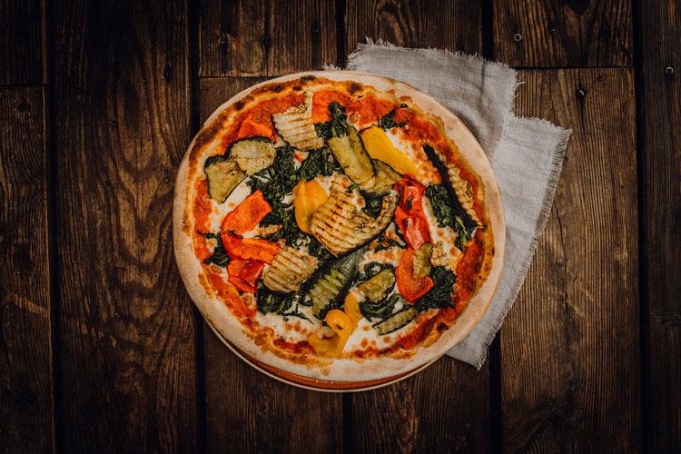 Pizza Vegetaria Pizzeria Freudenstadt